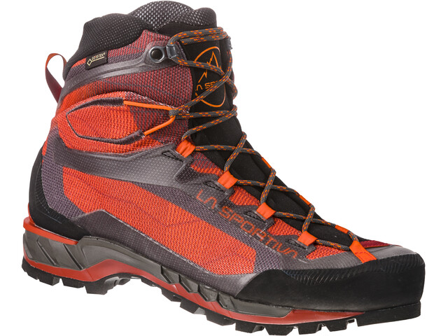 La Sportiva Trango Tech GTX - Chaussures Homme - gris/rouge